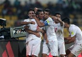 پیروزی یک نیمهای نوجوانان ایران مقابل کاستاریکا با 2 پنالتی