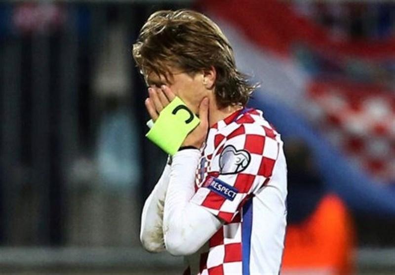 مودریچ: وضعیت تیم ملی کرواسی فاجعه است