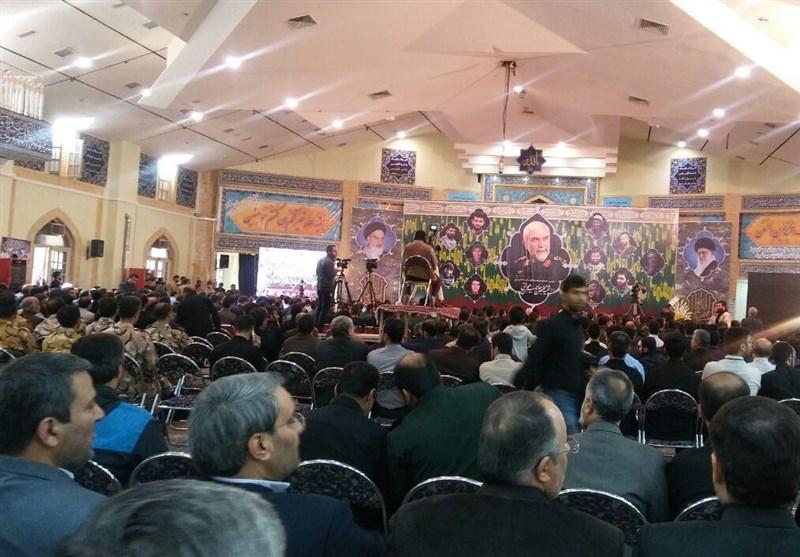 دومین سالگرد شهادت شهید همدانی در حسینیه امام خمینی(ره) آغاز شد