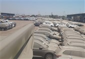 تعداد خودروهای متوقف در گمرک از 10هزار دستگاه گذشت/تداوم بلاتکلیفی واردات