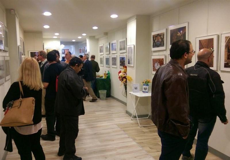نمایشگاه آثار عکاسان ایرانی در یونان افتتاح شد