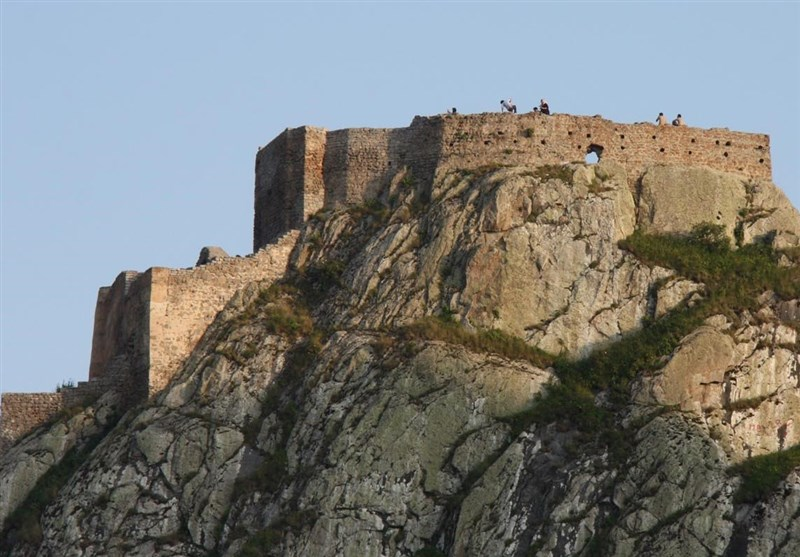 Babak Fort: A Large Citadel on Top of A Mountain in Arasbaran Forests