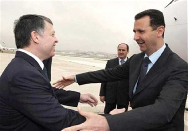 اندلاع الأزمة الخلیجیة دفع الاردن لتغییر موقفه مع دمشق