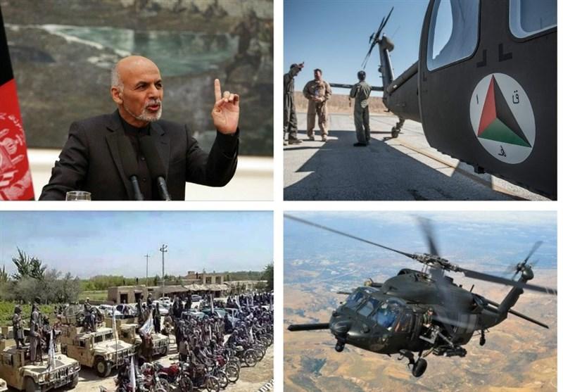 جنگ افغانستان ایدئولوژیک است؛ تحویل بالگردهای جدید به نفع طالبان تمام خواهد شد
