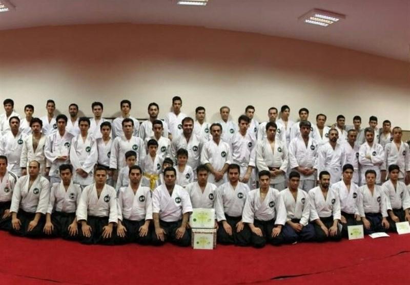 تاسیس گروه سیکاتسو دوجو در انجمن ملی آیکیدو ایران