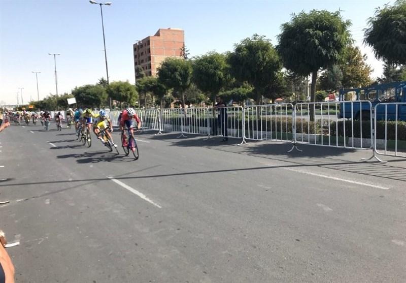 دوچرخهسوار هلندی فاتح دور نخست تور دوچرخه سواری ایران-آذربایجان شد