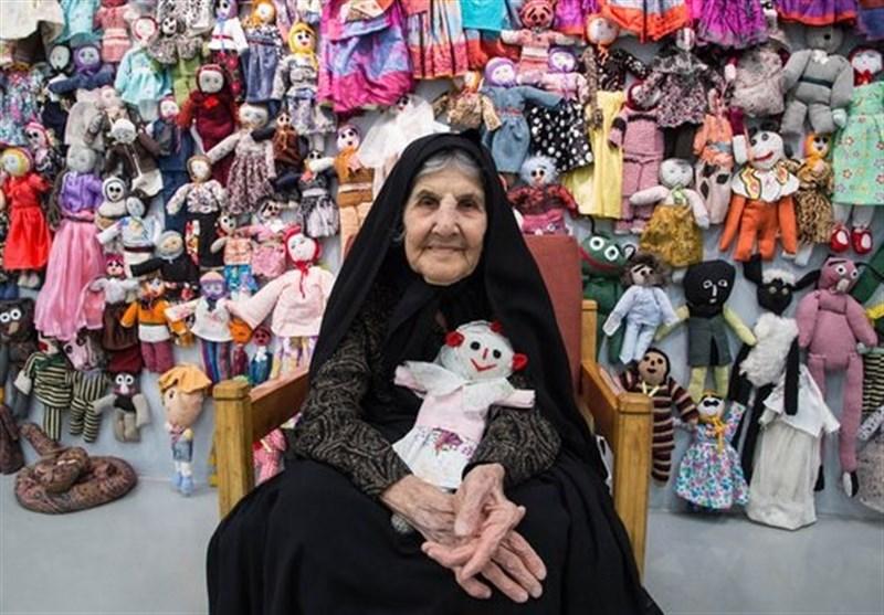 عروسکهای «بیبیِ قصهگو» به خانه هنرمندان میآیند