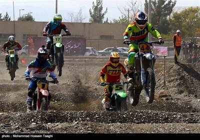 ایران میں موٹر کراس چیمپیئن شپ کا انعقاد