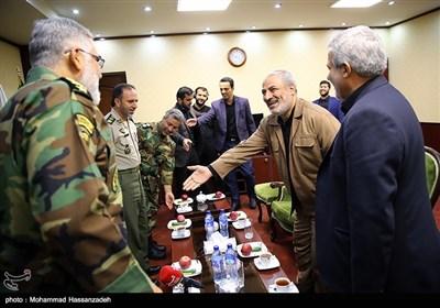 امیر احمدرضا پوردستان جانشین فرماندهکل ارتش جمهوری اسلامی ایران در خبرگزاری تسنیم