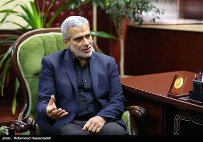 مجید قلیزاده مدیرعامل خبرگزاری تسنیم