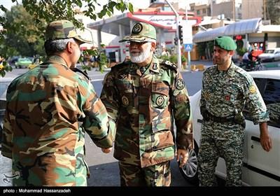 امیر احمدرضا پوردستان جانشین فرماندهکل ارتش جمهوری اسلامی ایران