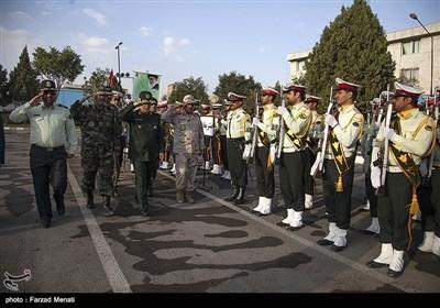 صبحگاه مشترک نیروی انتظامی - کرمانشاه