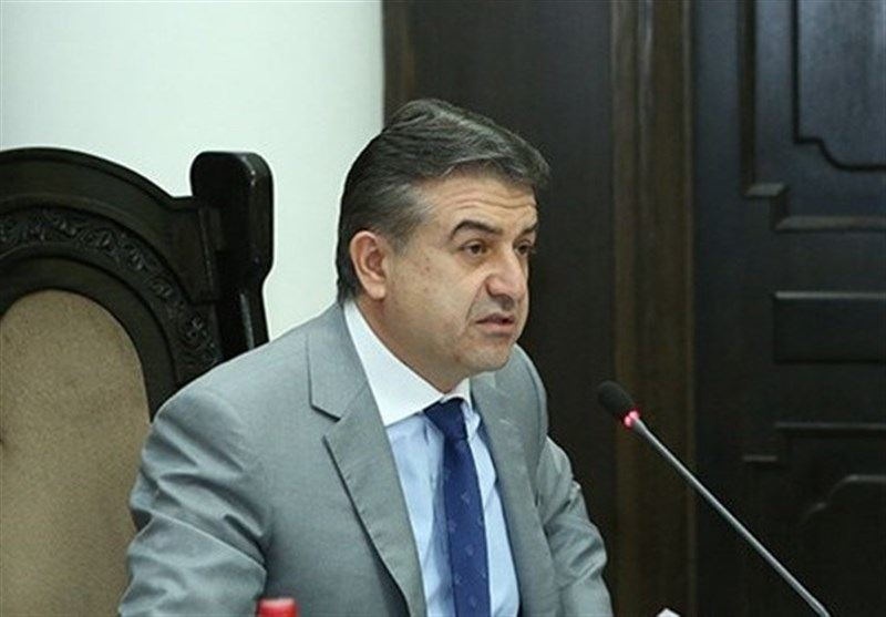 Armenia's PM Due in Iran Monday