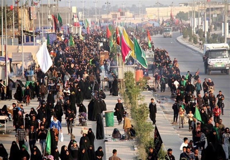 زائران خراسان شمالی از مرز مهران به سفر اربعین مشرف میشوند