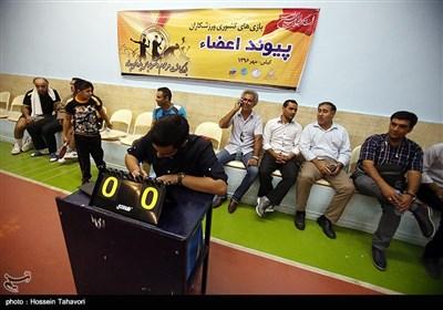 بازیهای کشوری بیماران پیوند اعضاء در کیش
