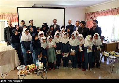 مراسم راه اندازی زائرسرای امام رضا شاندیز - مشهد