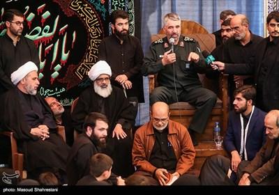 احراز هویت دو شهید گمنام دفاع مقدس در دانشگاه امام حسین(ع)