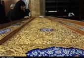 پنجره سرداب مقدس امام زمان(عج) در سامرا تا پایان 99 تکمیل میشود