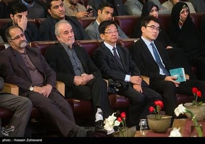 حضور مهمانان خارجی در همایش آیتالله هاشمی رفسنجانی و 8 سال دفاع مقدس