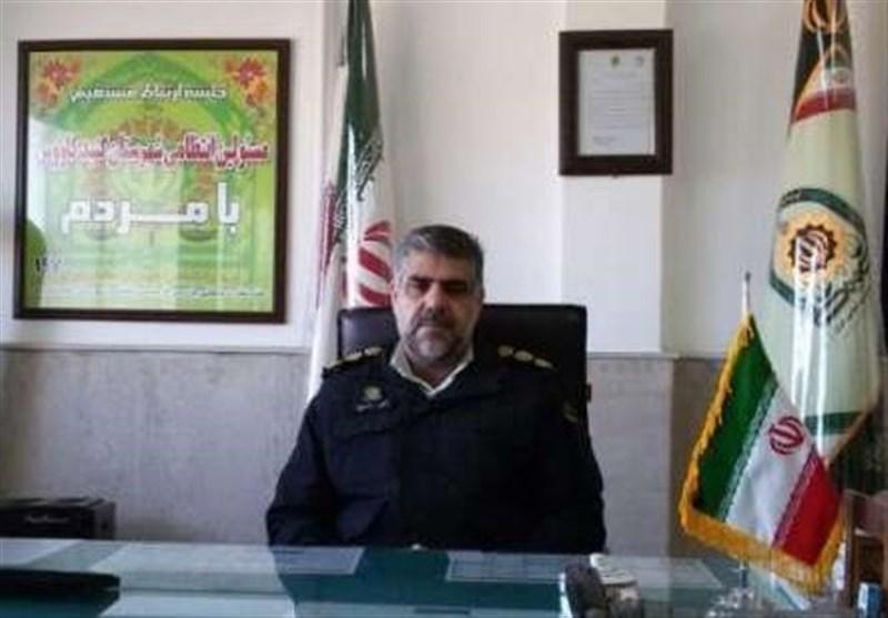 دستگیری سارق حرفه ای باطری خودرو در گنبد کاووس