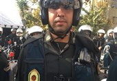 Iran Equipping Police Officers with Body Cameras