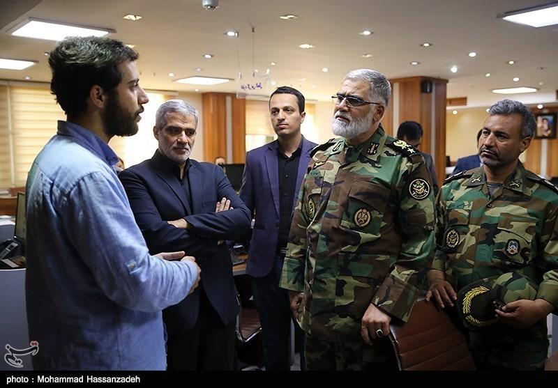 گفتوگوی تسنیم با امیر پوردستان