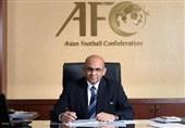 تشکر دبیرکل کنفدراسیون فوتبال آسیا از ایران