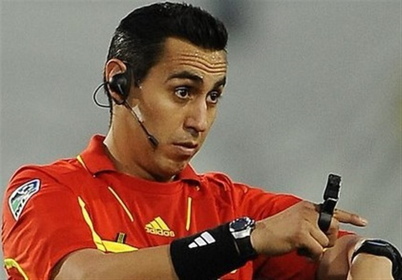 American Referee Marrufo to Officiate Iran v Germany in U-17 World Cup
