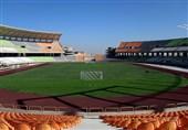 بررسی آمادهسازی ورزشگاه 50 هزار نفری پارس شیراز برای میزبانی فینال جام حذفی