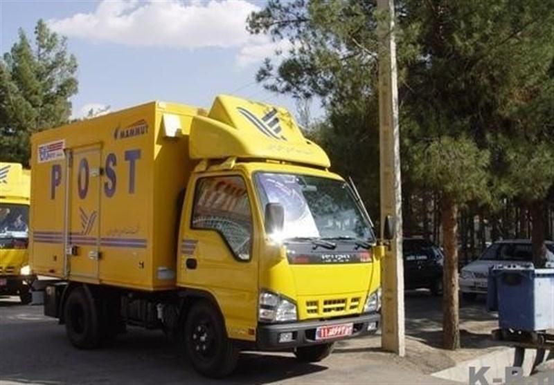 ترافیک پستی در استان اصفهان 16 درصد رشد پیدا کرد
