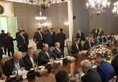 دیدار نخست وزیر ارمنستان و معاون اول رئیس جمهور