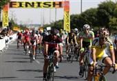 مرحله دوم تور بینالمللی دوچرخه سواری ایران-آذربایجان در جلفا به پایان رسید