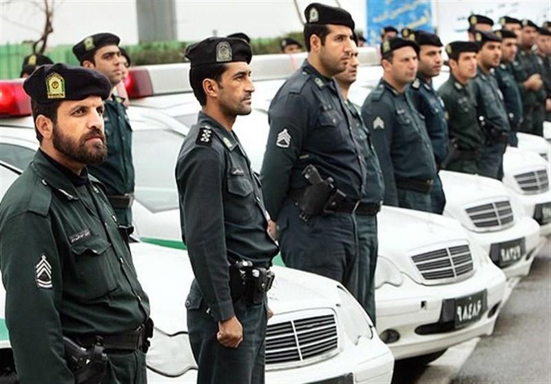 برترینهای پلیس استان قم تجلیل شدند