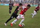بوشهر|ناکامی تیم ایرانجوان در مقابل فجر سپاسی