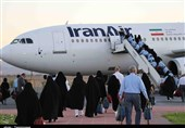 خراسان جنوبی| بیش از 4 هزار زائر سرزمین وحی از فرودگاه بیرجند اعزام میشوند
