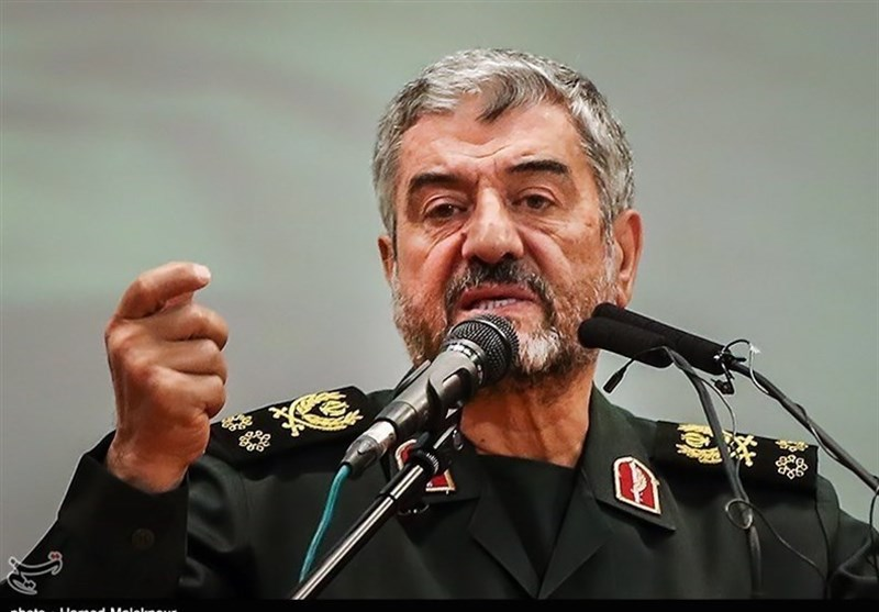 Plot against Yemen Nipped in Bud: IRGC Chief