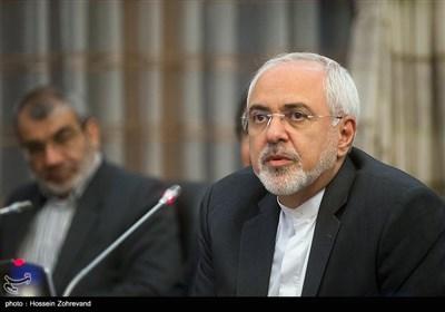 سخنرانی محمدجواد ظریف وزیر امور خارجه در نشست هماهنگی برگزاری مراسم چهلمین سالگرد پیروزی انقلاب اسلامی