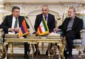 لاریجانی: راهکار مفید مسئله قره باغ مذاکرات مسالمت آمیز است