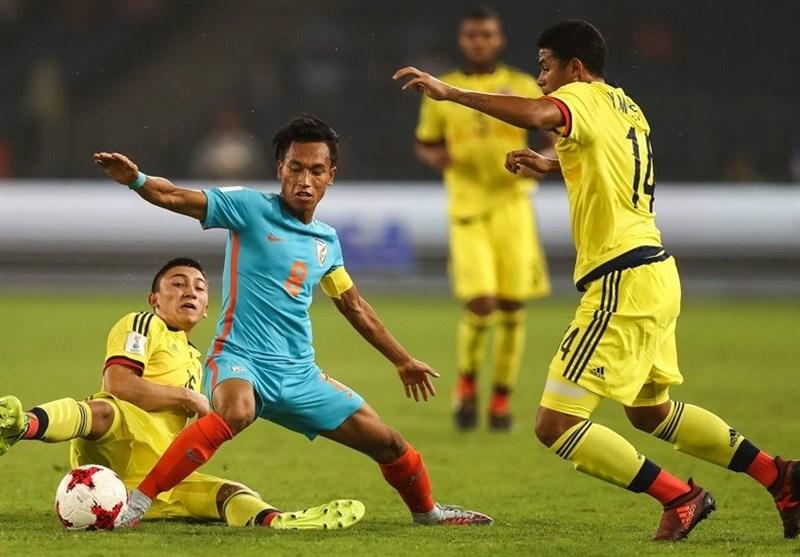 جام جهانی زیر 17 سال، کلمبیا - هند