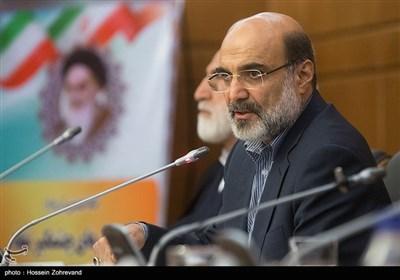 عبدالعلی علیعسگری رییس سازمان صداوسیما در نشست هماهنگی برگزاری مراسم چهلمین سالگرد پیروزی انقلاب اسلامی