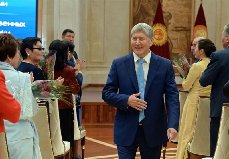 کشمکش لفظی رئیسجمهوری قرقیزستان با مقامات قزاقستان