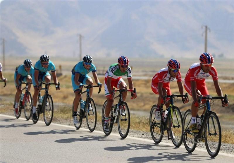 نتایج تیمی مرحله پایانی تور ایران-آذربایجان اعلام شد