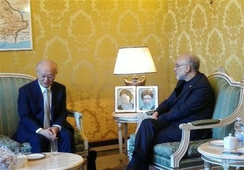 آمانو: آژانس تاکنون پایبندی ایران به تعهدات خود را گزارش کرده است