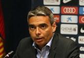 استعفای مدیر فوتبال باشگاه بارسلونا پذیرفته شد