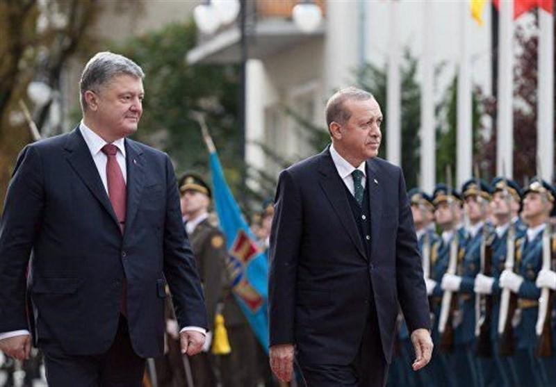 اردوغان: ترکیه منطقه کریمه را متعلق به روسیه نمیداند