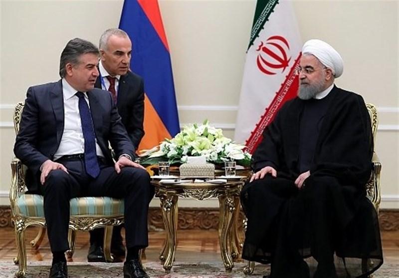 روحانی: تصعید الخلافات الاقلیمیة لایصب فی مصلحة أی بلد