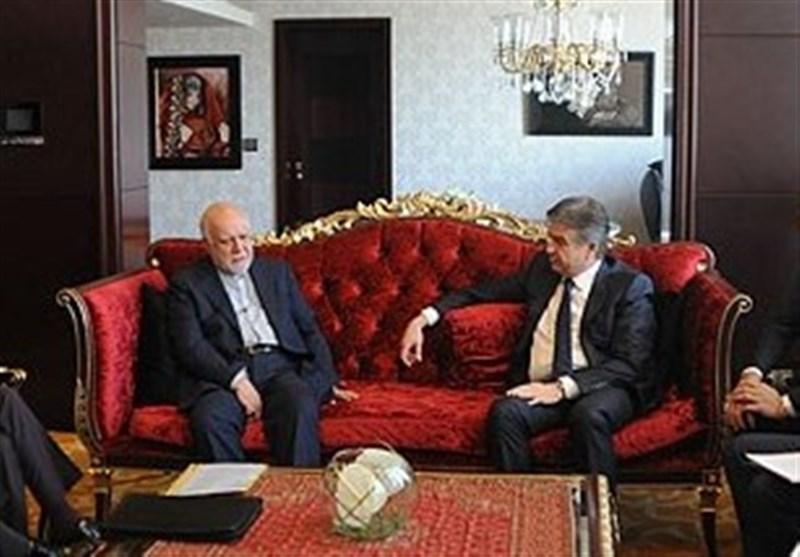 Iran, Armenia Discuss Expansion of Energy Cooperation