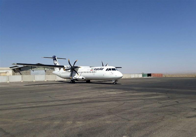 فرود اضطراری هواپیمای مشهد ـ کاشان در تهران