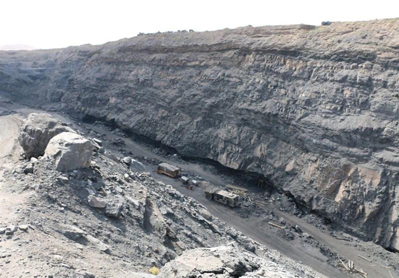 معدن زغالسنگ آب نیل کرمان