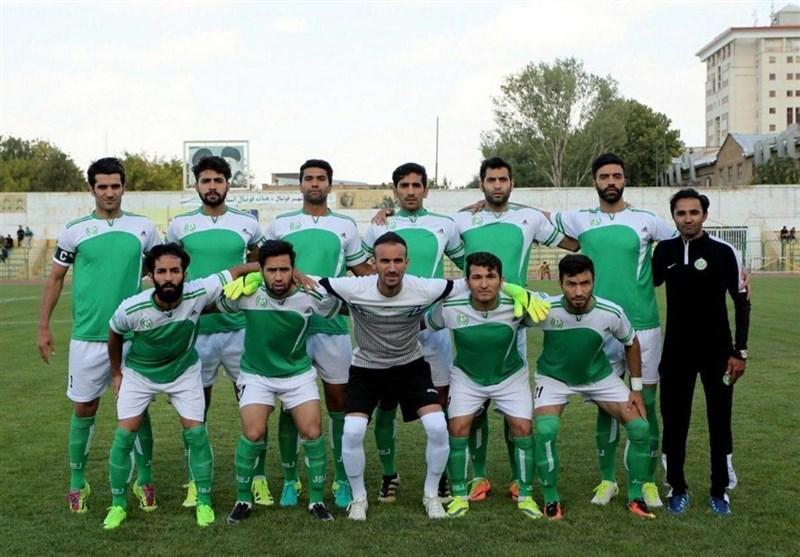 همدان|سقوط قهرمان اسبق آسیا به لیگ دسته سوم